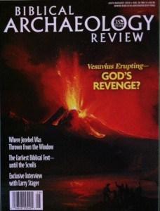 BAR Vesuvius Cover