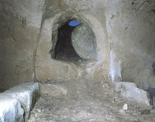 Tomb on the Mt of Olives at Bethphage