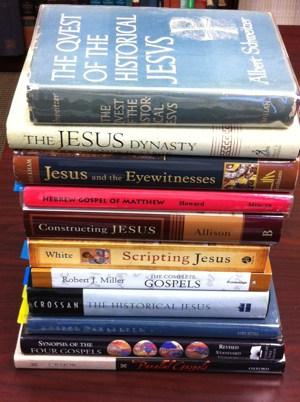 HistoricalJesus Books