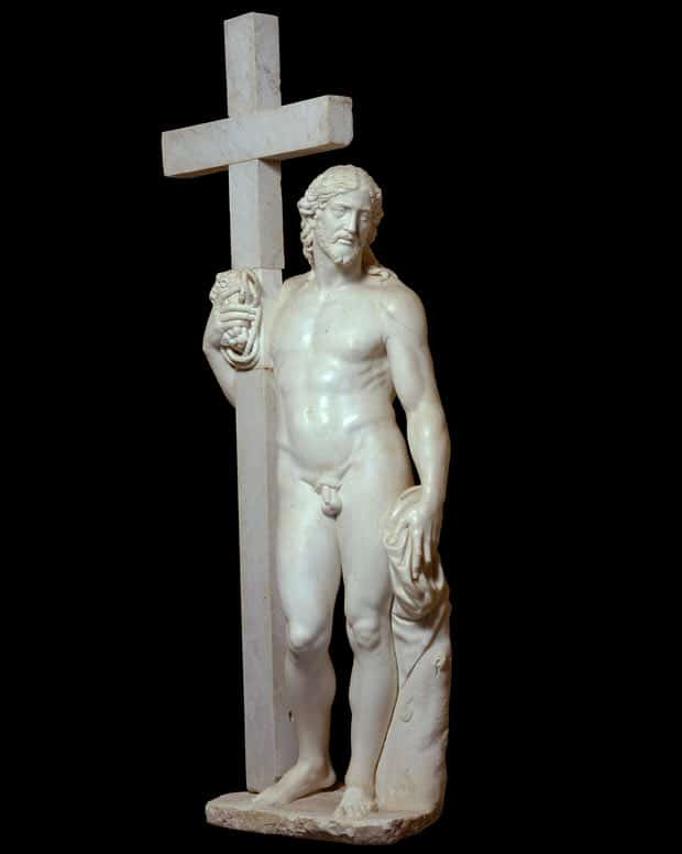 Was Jesus Naked At His Resurrection  Taborblog-4652