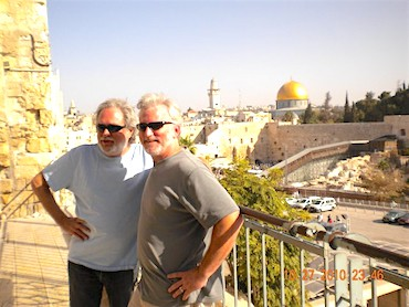 TABOR & NICHOLS ISRAEL TOUR - MARCH 2018